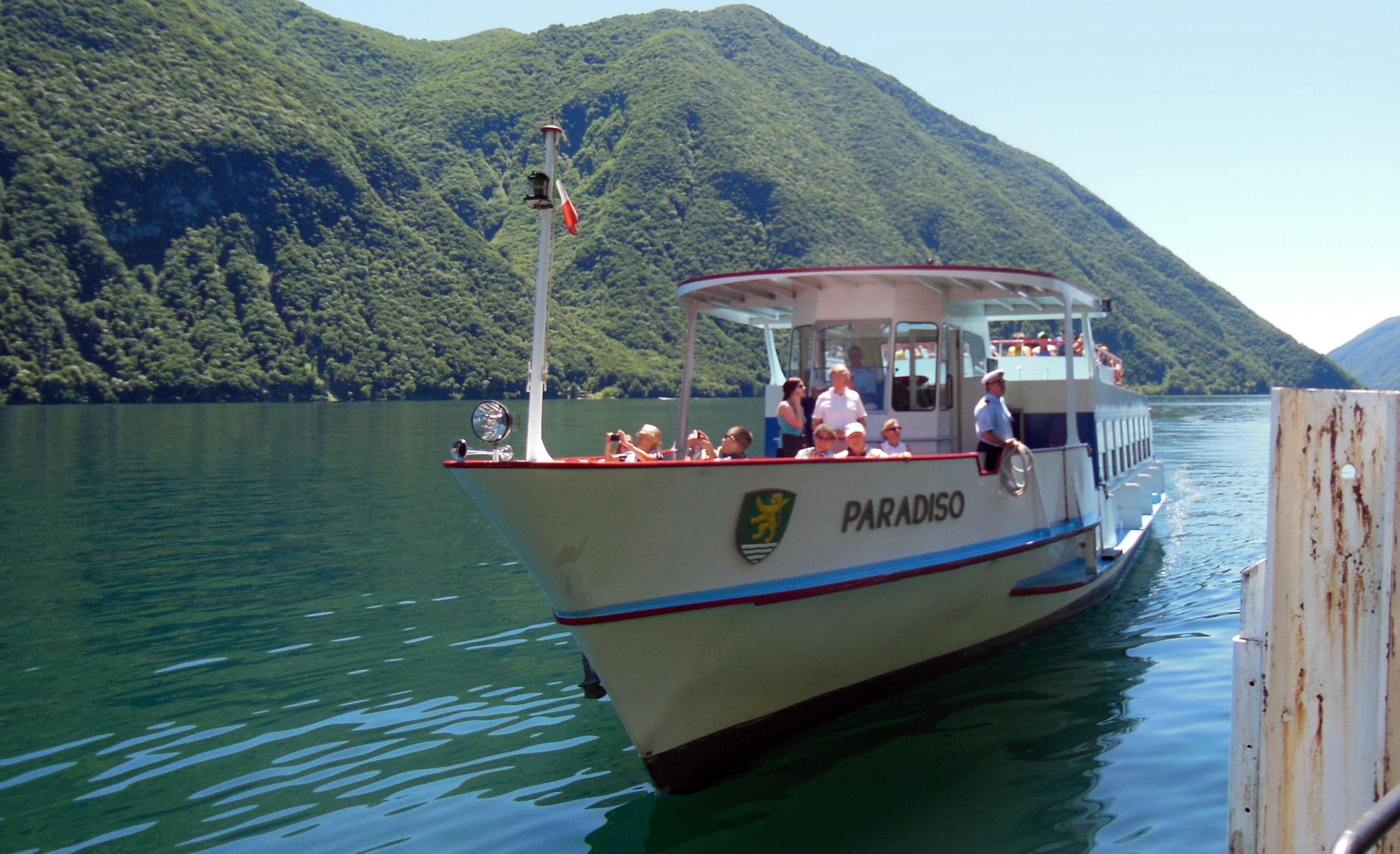 Crociera serale Fondue Boat