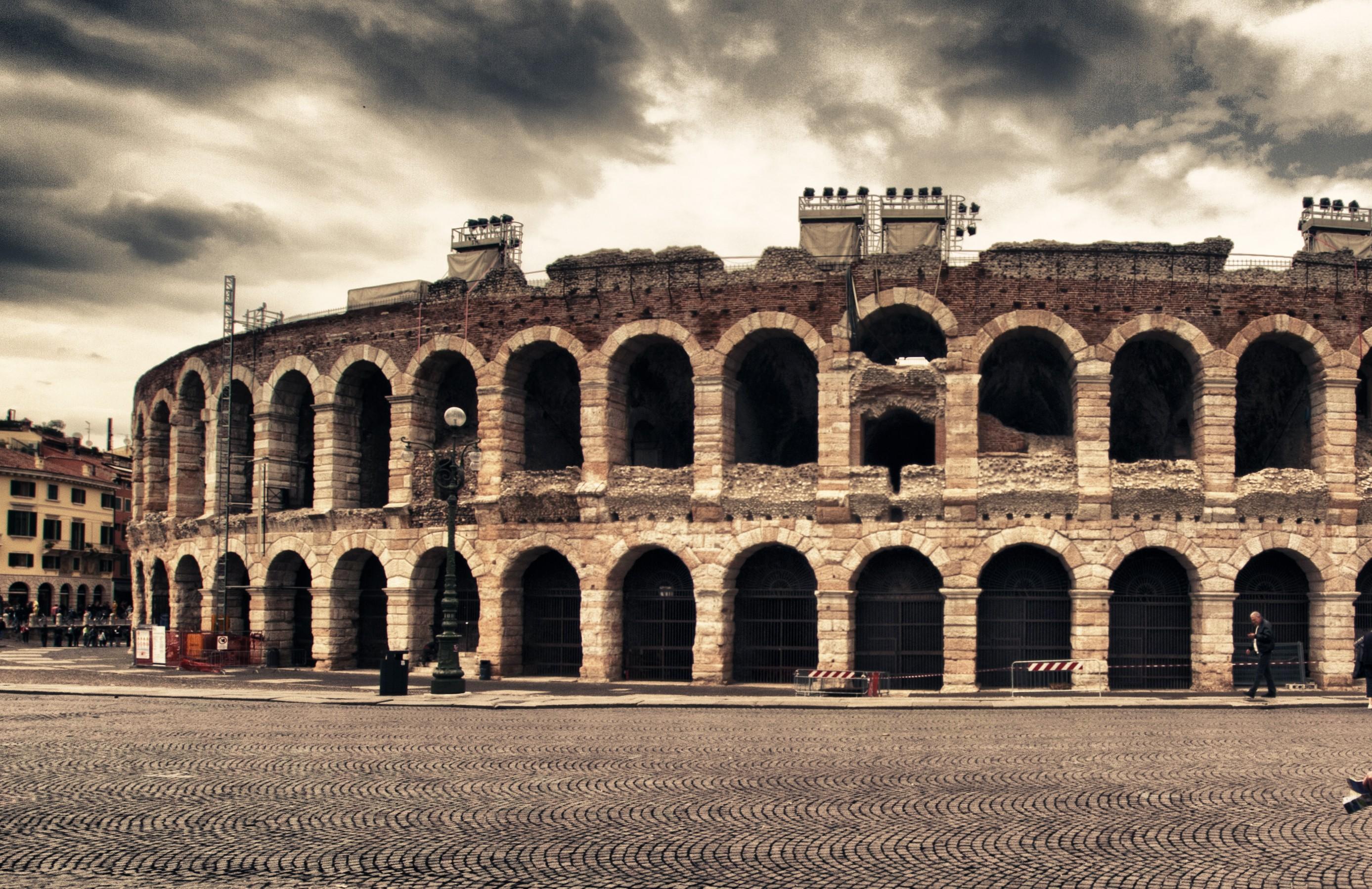 25 agosto: Arena di Verona