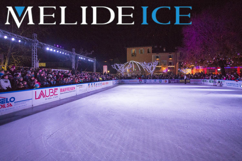Tutti sul ghiaccio con MelideICE