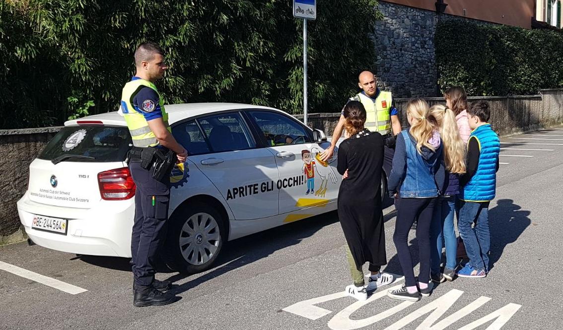 Polizia e sicurezza stradale