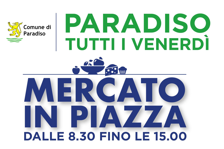 """Il Mercato in Piazza:  """"Arriva la Polenta Ticinese"""""""
